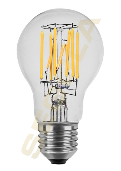 LED Ambient Dimming Glühlampe klar E27 50248