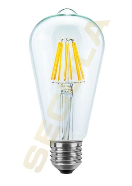 LED Rustika klar E27 60819