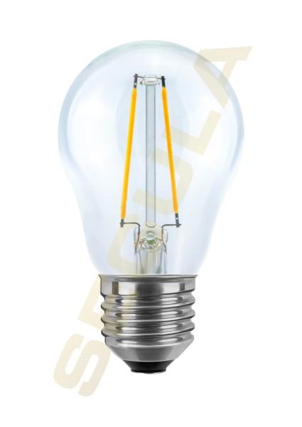 LED Golfball Mini-Glühlampe klar E27 60815