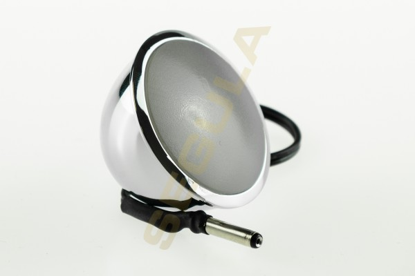 LED Möbelknopf chrome warmwhite 50889