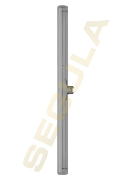 LED Linienlampe 500mm, smokey grau, S14dm, 50188
