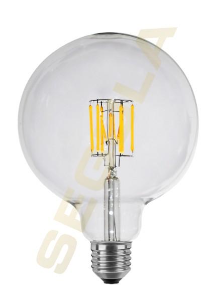 LED Globe 125, E 27, 50268