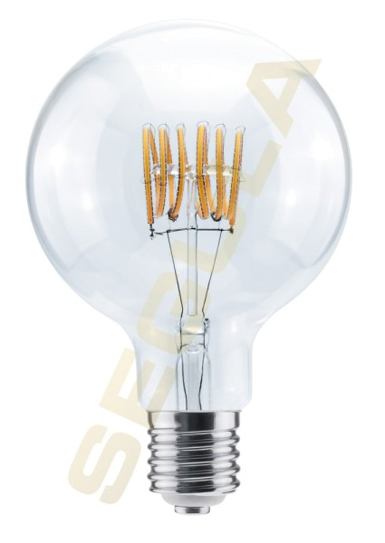 LED Grand Globe 150 klar, E40, 50786