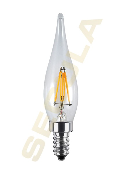 LED French Kerze E10 50234