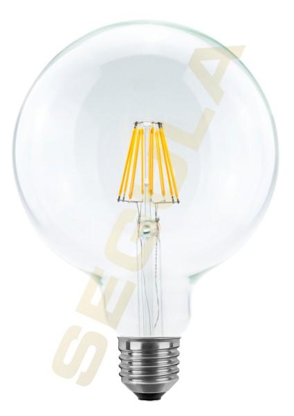 LED Globe klar E27 2700K 60821