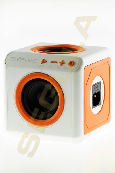 Audio Cube Portable weiß 50439