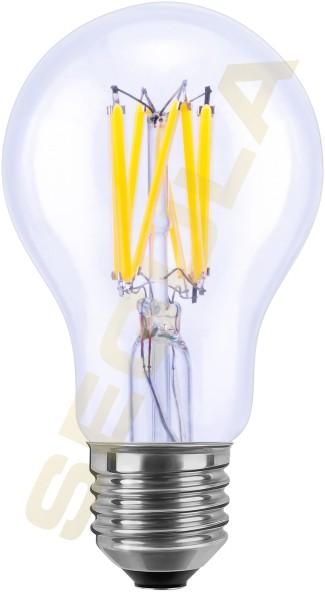 LED Glühlampe, High Power, klar, E27, 2600 K, 50805