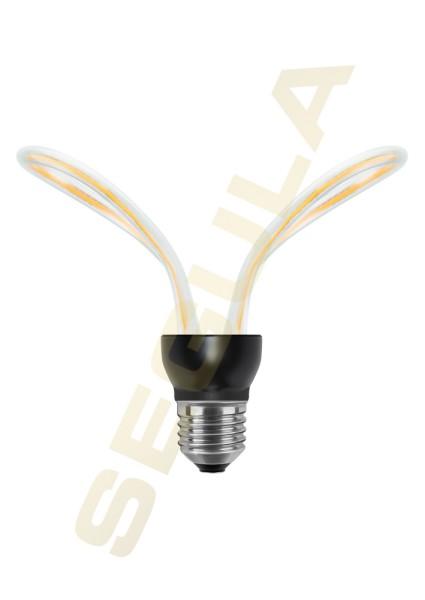 LED Butterfly 2600K E27  50153