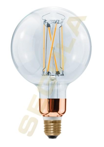LED Globe klar E27 50593