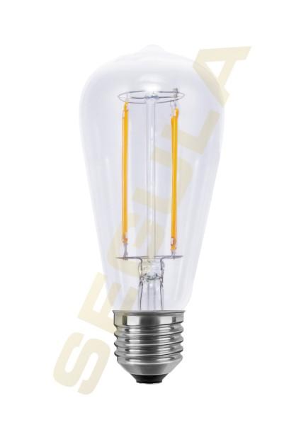 LED Rustika klar Long Style E27 50700