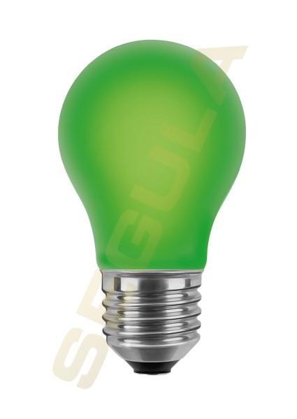 LED Glühlampe grün E27 50673