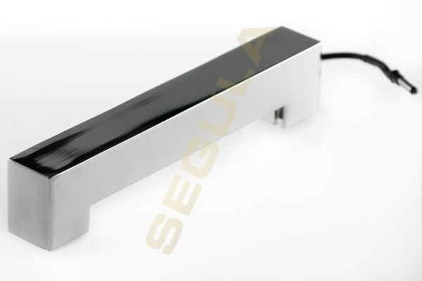 LED Möbelgriff chrome 128 mm 50872