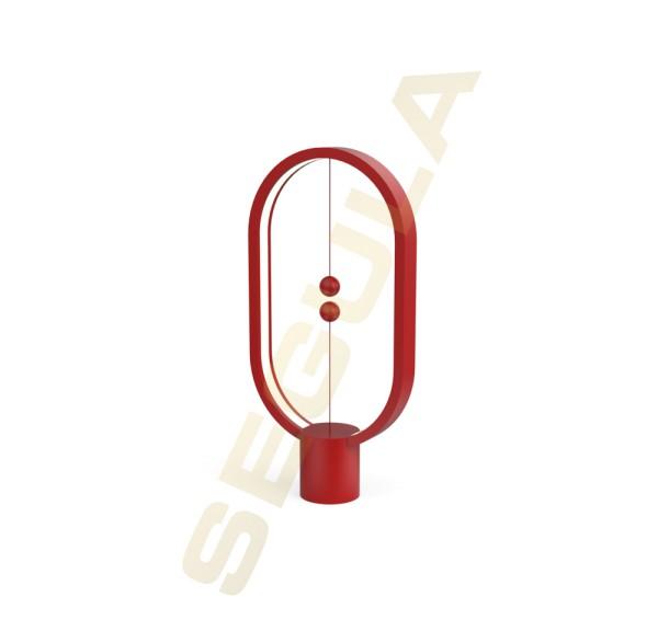 50468 Heng Balance Tischlampe rot - 4W - 150lm - 2700 K