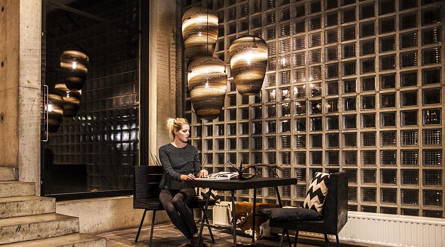 lampes design, lampe design en papier, lampes en papier, design LED, lampes design en papier, lampes design écologiques, lampes en papier écologiques, THINK PAPER