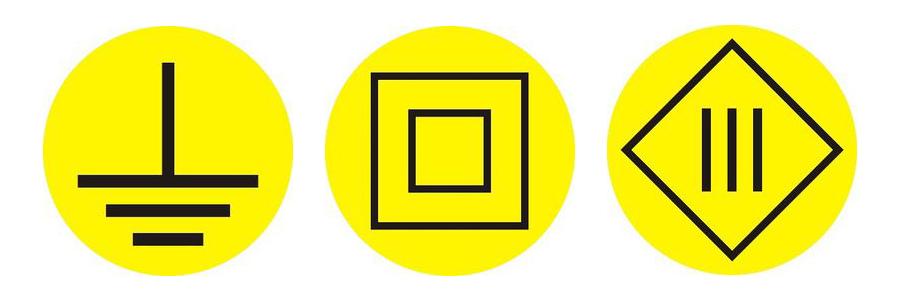 Grundbegriffe der Licht-Technik, lichttechnische Grundbegriffe, Grundwissen Licht-Technik, Grundwissen Licht, Licht-Technik, Technik lIcht, Grundbegriffe, Schutzklassen von Leuchten, Schutzklassen
