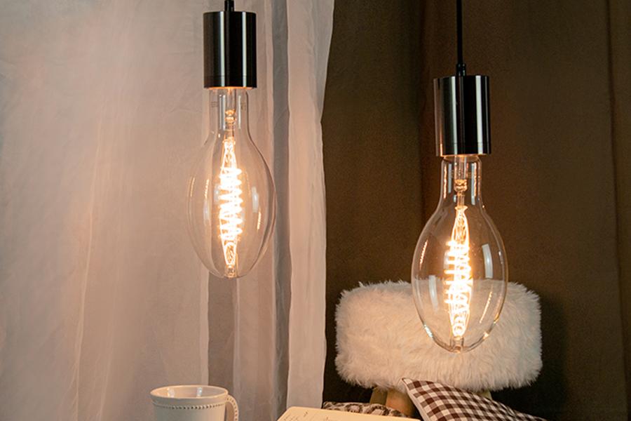 Glas, Glaskolben, LED Lampe Glas, Leuchtmittelglas, Galsherstellung, Werkstoff Glas, langlebiges Glas, hitzebeständiges Borosilikatglas, robustes Glas